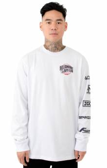 BB World Tour L/S Shirt - White