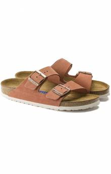 Arizona Soft Footbed Sandals - Earth Red