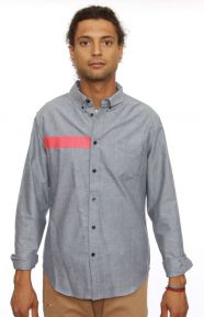 Black Scale Clothing, Ulai Button-Up Shirt