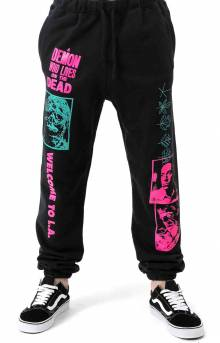 LA Sweatpants - Black