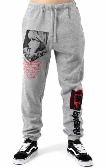 Repulsion Sweatpants - Grey Marle