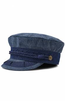 Albany Cap - Light Navy