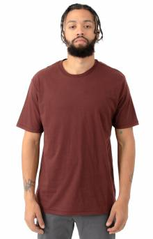 Basic S/S Premium T-Shirt - Chestnut