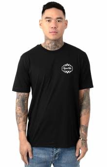 Bellfast T-Shirt - Black