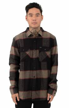 Bowery L/S Button-Up Shirt - Grey/Charcoal