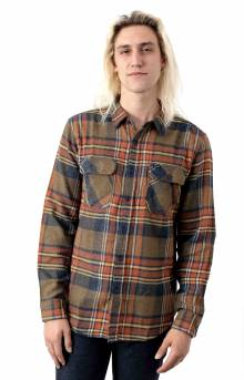 Bowery L/S Flannel - Sage