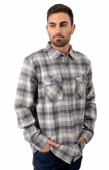 Bowery L/S Flannel - Twilight Blue