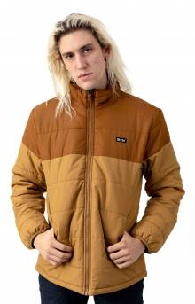 Cass Puffer Jacket - Cooper/Washed Cooper