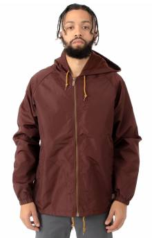 Claxton Jacket - Chestnut