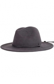 Brixton Clothing, Field Hat - Washed Black/Black