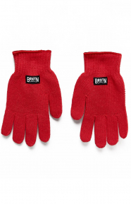 Langley Gloves - Red