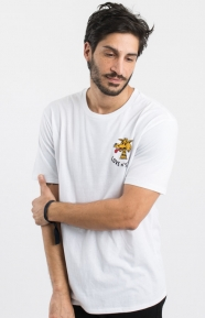 Brixton Clothing, Lovin T-Shirt - White
