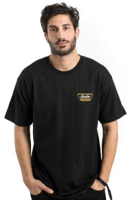 Brixton Clothing, Normandie T-Shirt - Black