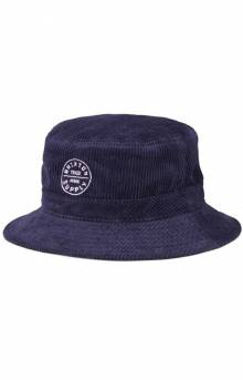 Oath Bucket Hat - Navy