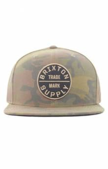 Oath III Snap-Back Hat - Camo