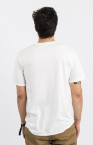 Brixton Clothing, Philco T-Shirt - Off White