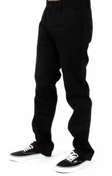 Reserve Chino Pants - Black