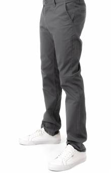 Reserve Chino Pants - Charcoal