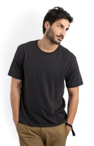 Brixton Clothing, Stems T-Shirt - Washed Black