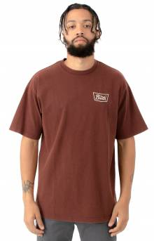 Stith T-Shirt - Chestnut