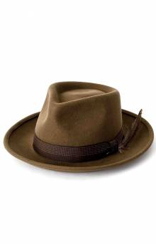 Swindle II Fedora - Olive