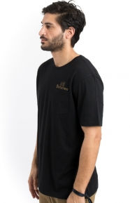Brixton Clothing, Tanka II Pocket T-Shirt - Black