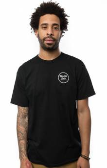 Wheeler II T-Shirt - Black