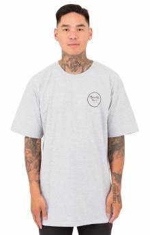 Wheeler II T-Shirt - Heather Grey