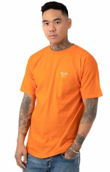 Wheeler II T-Shirt - Orange/Yellow