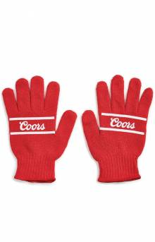 Signature Gloves - Red
