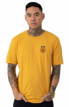 Hedge T-Shirt - Yellow