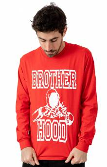Break Free L/S Shirt - Red