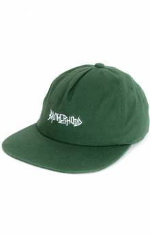 Iconic Hat - Forest Green