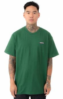 Iconic Patch T-Shirt - Forest Green