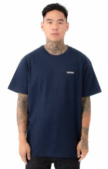 Iconic Patch T-Shirt - Navy