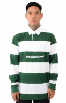 Rugby L/S Shirt - Green