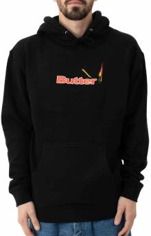 Match Pullover Hoodie - Black
