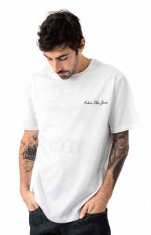 Chainstitch Logo T-Shirt - White