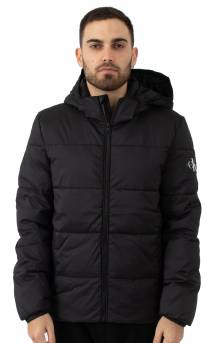 Onisol Puffer Jacket - Black