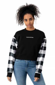 Buffalo Check L/S Shirt - CK Black