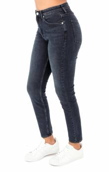 Skinny High Rise Jeans - Portland Blue Jeans
