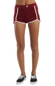 Camp Collection Clothing, Phys Ed Velour Shorts