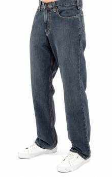 (101483) Relaxed Fit Holter Jean - Bed Rock