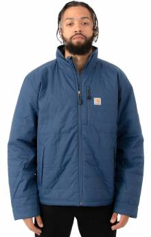 (102208) Gilliam Jacket - Dark Blue