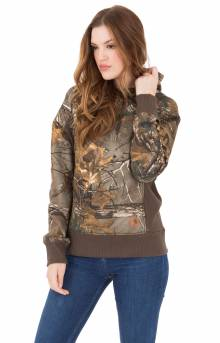 (102798) Avondale Camo Pullover Hoodie - Realtree Xtra