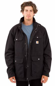Carhartt, (103126) Utility Coat - Black
