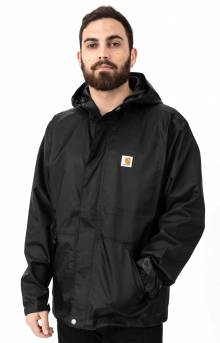 (103510) Dry Harbor Waterproof Breathable Jacket - Black