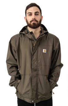 (103510) Dry Harbor Waterproof Breathable Jacket - Tarmac