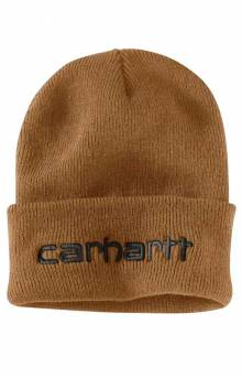 (104068) Teller Hat - Carhartt Brown