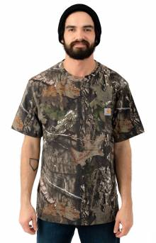 K287 Work Camo T-Shirt - Mossy Oak Break-Up Country